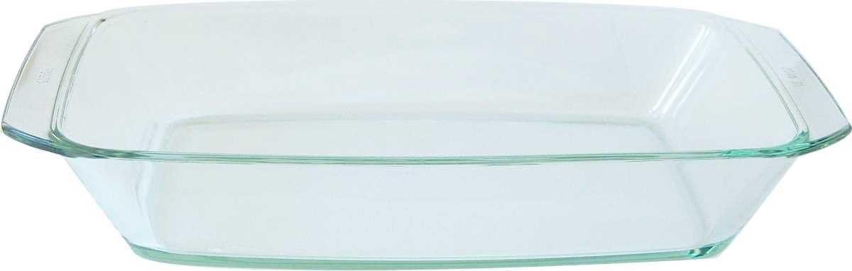 Simax 8593419414404 Heatproof, 2,4L Rectangular Dish