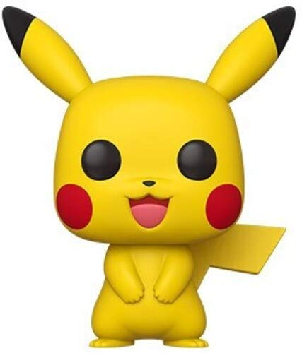 Funko Pop! Games Pokemon - Pikachu de