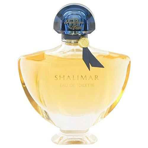 SHALIMAR by Guerlain Eau De Toilette/Cologne Spray (Tester) 3 oz for Women - 100% Authentic