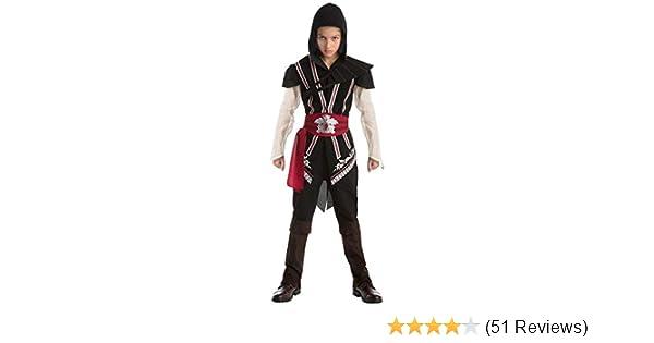 Assassins Creed Ezio Classic Video Game Boys Teen Costume