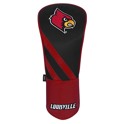 Team Effort Louisville Cardinals Driver Headcover