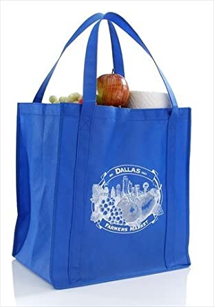 Amazon.com: superbagline qsb57 Royal Bolsa de comestibles ...