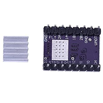 Broadroot. DRV8825 - Módulo de controlador de motor paso a paso ...