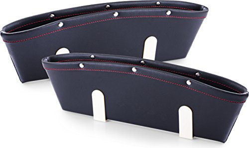 Car Seat Gap Filler and Seat Organizer ? Pack...