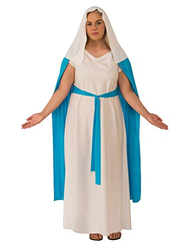Womens Curvy Mary Costume ()