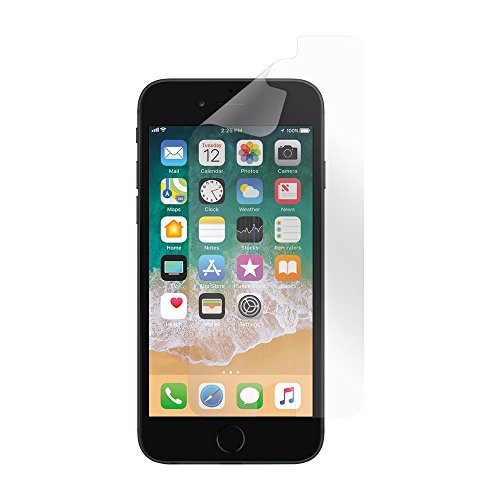 Incipio Incipio Screen Protector (iPhone 8/7/6/6s Screen Protector, Incipio [Anti Fingerprint][Scratch Resistant] PLEX HD for iPhone 8/7/6/6s-Clear)