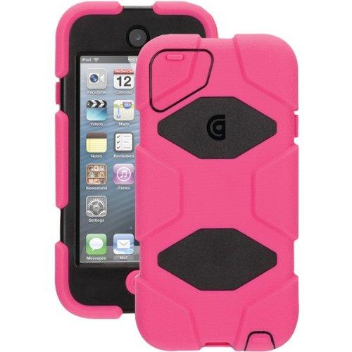 (GRIFFIN GB35695-2 iPod touch(R) 5G Survivor Case (Pink/Black))
