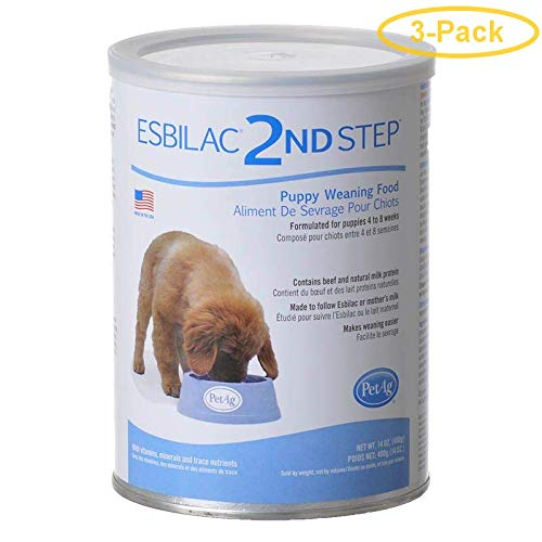 Pet Ag Weaning Formula for Puppies 1 lb - Pack of 3 by Pet Ag