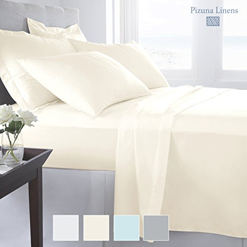Premium 1000 Thread Count 4pc Sheet Set, 100% Long Staple Co