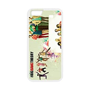 The Big Bang Theory For iPhone 6 Plus Screen 5.5 Inch Csae protection phone Case ST056357