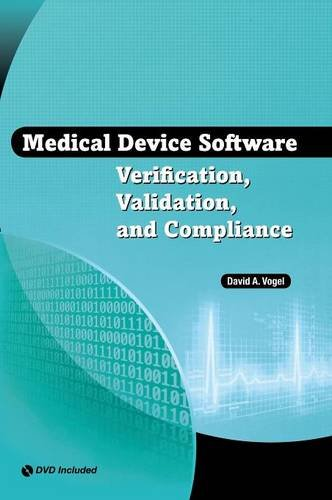 Medical Device Software Verification, Validation and Compliance (Software Devices)