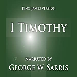 The Holy Bible - KJV: 1 Timothy Audiobook