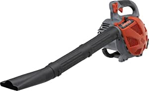 Tanaka Commercial Grade 25cc 1.3 HP Two-Stroke Gas Powered Handheld Blower With Cruise Control (CARB Compliant) THB-260PF