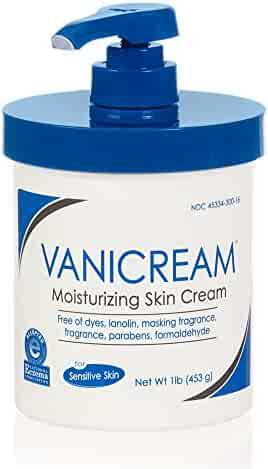 Vanicream Skin Cream With Pump Dispenser,16 oz