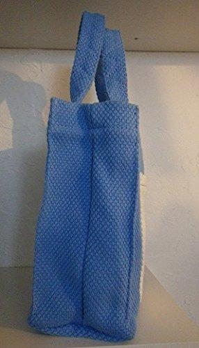 Judo Cloth Gi Square Bag (Light Blue) K-4 by LS-WEBSHOP