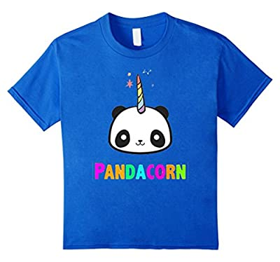 Pandicorn Funny Panda Unicorn T-Shirt