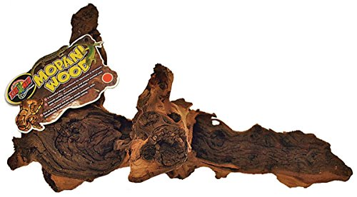 - Zoo Med Laboratories SZMMWS Zoo African Mopani Wood Small