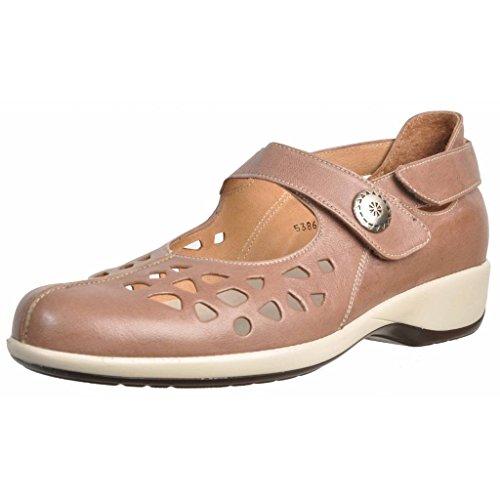 45598 Para Zapatos Marrón Color Marrón Mateo De Miquel Mujer Miquel Modelo Marca Cordones Mujer rxx7EA