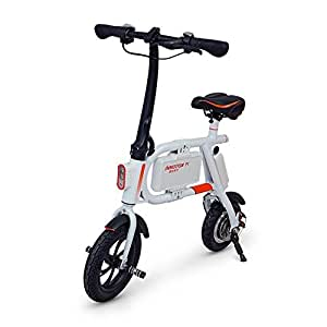 InMotion e bicicleta p1F 350W blanco vehículos eléctricos