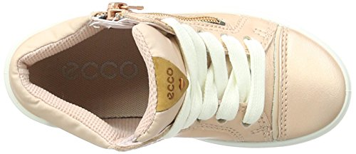 ECCO Ginnie, Zapatillas Altas Para Niñas Rosa (1118rose Dust)