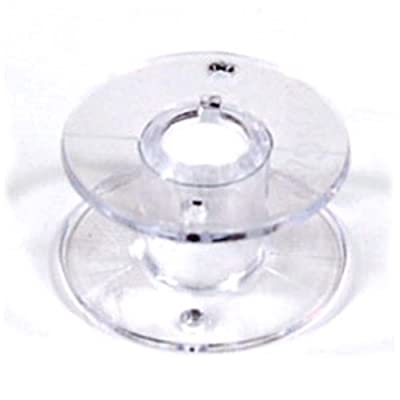 20 pk Singer Class 15 Clear Bobbins 006066008 by Unknown