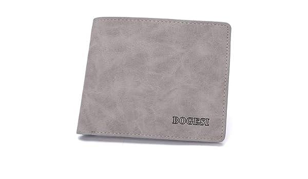 Amazon.com: Wallet Purses Mens Wallets Carteira Masculine ...
