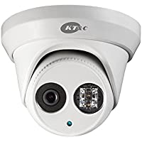 KT&C KNC-p3TR3XIR 3MP Network EXIR Super Beam LED Rugged Outdoor Turret Camera