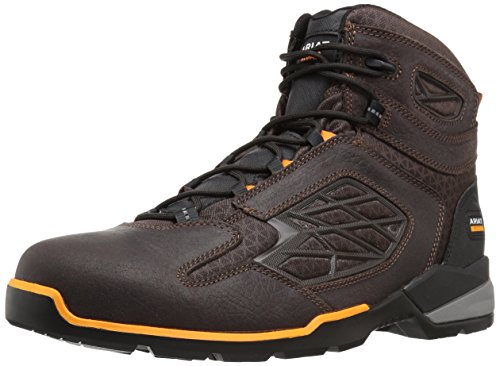 Ariat Lace Up Work Boots (Ariat Work Men's Rebar Flex 6