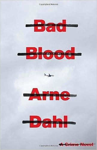 Reddit Books nedlasting Bad Blood: A Crime Novel på norsk