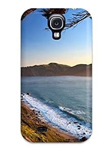 S4 Snap On Case Cover Skin For Galaxy S4 Golden Gate Bridge
