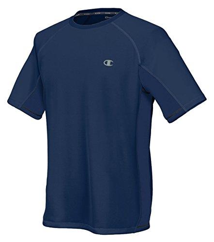 Champion Vapor Short Sleeve Men's T-Shirt_Navy_Medium