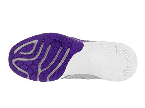 Nike Wmns Tri Fusion Run, Zapatillas, Mujer wlf gry/white frc prpl atmc pn