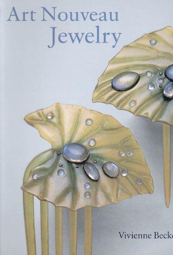 Gold Jewelry Design - Art Nouveau Jewelry