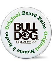 Bulldog Skincare Original Beard Balm for men, softens and conditions, NEW VERSION, 75 mL