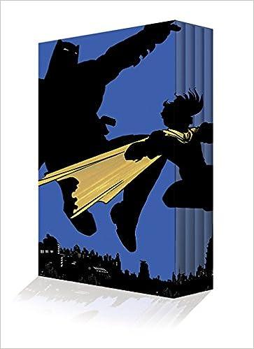 dad390b16c97d Dark Knight Returns Collectors Edition Box Set (Batman Dark Knight ...