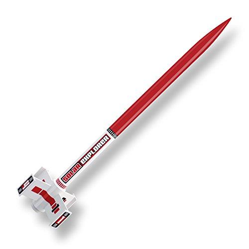 Custom Flying Model Rocket Kit Solar Explorer 10052
