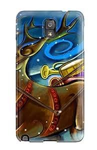 HkBWchJ3913sCHYQ Christmas5 Fashion Tpu Note 3 Case Cover For Galaxy
