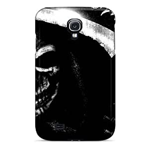 Samsung Galaxy S4 AnK2322nlQC Custom Colorful Metallica Pictures Scratch Resistant Hard Phone Cover -KerryParsons