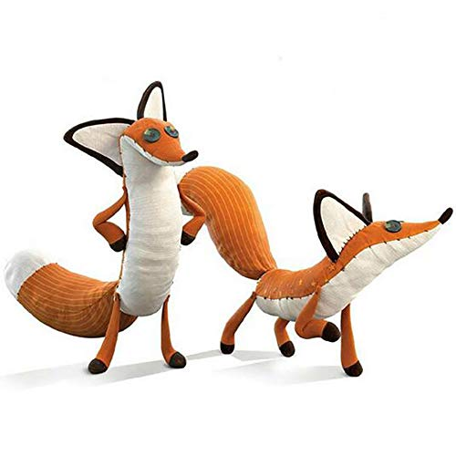 45cm Movie Le Petit Prince Little The Prince and The Fox Stuffed Animal Plush Toy Doll Cute Education Toys Kids Birthday Gift