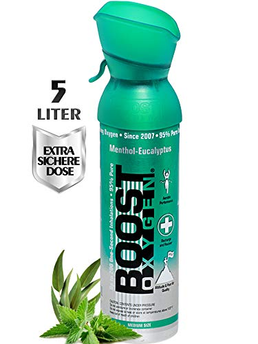 Boost Oxygen Supplemental Oxygen to Go