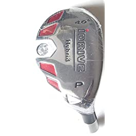 New Integra I-Drive Hybrid Golf Club #PW-40° Right-Handed With Graphite Shaft, U Pick Flex