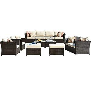 41upHxMEW1L._SS300_ Wicker Patio Furniture Sets