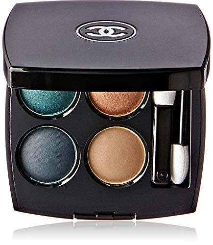 Chanel Les 4 Ombres Multi-effect Quadra Eyeshadow - 288 Road Movie By Chanel for Women - Eye Shadow, 0.07 Ounce, One Size (Eyes Shadow Chanel)
