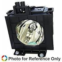 PANASONIC ET-LAD55 Projector Replacement Lamp with Housing
