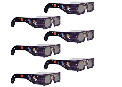 Solar Eclipse Glasses Filter Sunglasses
