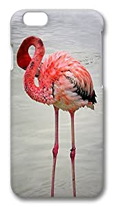 iPhone 6 Cases, Pink Flamingo Protective Snap-on Hard Case Back Cover Protector Slim Rugged Shell Case For iPhone 6 (4.7 inch)