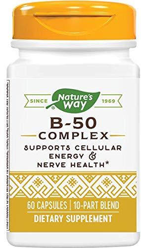 Nature's Way Vitamin B-50 Complex (B-50 Balanced)