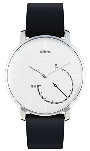 Withings Activité Steel – Activity and Sleep Tracking Watch –