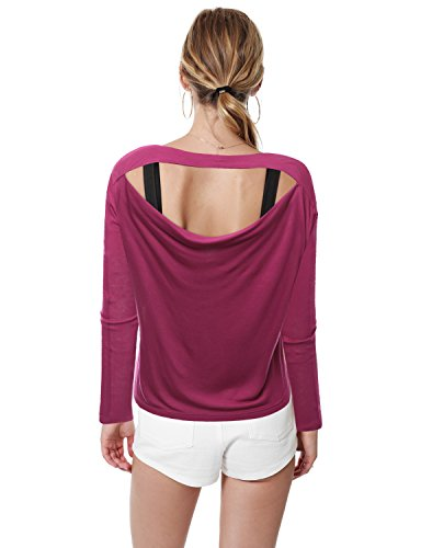 Mock Turtleneck Short Sleeve Shirts Womens