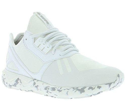 adidas Tubular Runner - Zapatillas Hombre blanco/gris
